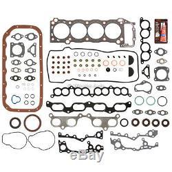 Kit De Reconstruction De Moteur Fit 94-00 Toyota 4runner Tacoma T100 2.7l Dact 3rzfe 16v