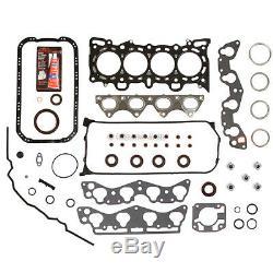 Kit De Reconstruction De Moteur Fit 96-00 1.6 Honda CIVIC Vtec D16y5 D16y7 D16y8