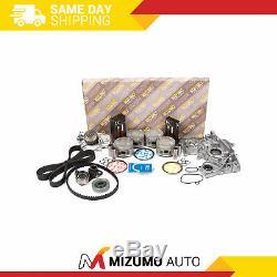 Kit De Reconstruction De Moteur Fit 97-01 Honda Prelude 2.2l Dohc H22a4