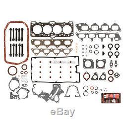 Kit De Reconstruction De Moteur Fit 97-99 Eagle Talon Mitsubishi Eclipse Turbo 2.0l 4g63t