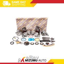 Kit De Reconstruction De Moteur Fit 99-03 Chevrolet Suzuki 1.8l 2.0l J18a J20a