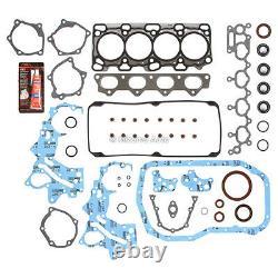 Kit De Reconstruction De Moteur Fit 99-05 Mitsubishi Eclipse Galant Dodge Chrysler 2.4 4g64