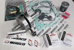 Kit De Reconstruction De Moteur Honda Cr 250r, Vilebrequin, Piston Namura, Joints 2002-2004