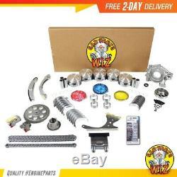Kit De Reconstruction De Moteur Pour 04-06 Chevrolet Gmc Canyon Colorado 3.5l L5 Dohc 20v