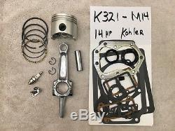 Kit De Reconstruction De Moteur Pour Kohler 14 Kp, K321 Et M14 Free Tune Up