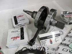 Kit De Reconstruction De Moteur Suzuki Rmz 450, Vilebrequin, Piston Et Joints 2005-2007