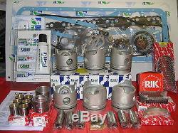 Kit De Reconstruction De Moteur Turbo Diesel Td42t Turbo Premium De Nissan À Partir De Mars 1999