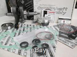 Kit De Reconstruction De Moteur Yamaha Yz 450f Wiseco, Vilebrequin, Piston Et Joints D'étanchéité 2003-2005