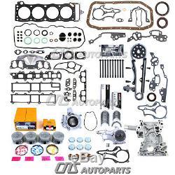 Kit De Reconstruction Du Moteur 22re Pour Toyota 4runner Pickup 2.4 85-95
