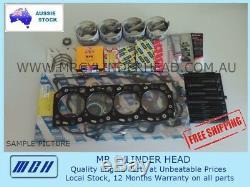 Kit De Reconstruction Du Moteur Complet Yd25 Pour Nissan Pathfinder R51 Navara D22 2.5l Turbo