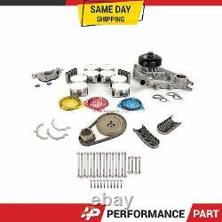 Kit De Reconstruction Du Moteur De Révision 01-03 Hummer Gmc Cadillac Chevrolet 6.0 Ohv
