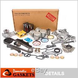 Kit De Reconstruction Du Moteur De Révision Du Moteur De Révision 2,2 L Toyota Corona Celica 75-80
