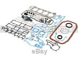 Kit De Reconstruction Du Moteur De Révision Du Moteur De Révision Du Toyota 2.4l 22r 22re 22re 22rec 85-95