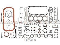 Kit De Reconstruction Du Moteur De Révision Pour Moteur De Révision, Mazda B2200 2.2l, Sohc, 8 Soupapes