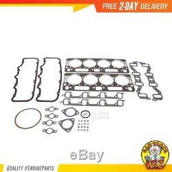 Kit De Reconstruction Du Moteur Pour 92-04 Gmc Chevrolet Hummer 6.5l Cu.