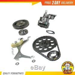 Kit De Reconstruction Du Moteur Pour 99-06 Chevrolet Gmc Astro Blazer 4.3l V6 Ohv 12v
