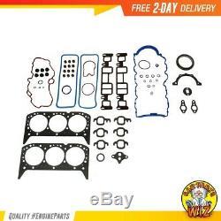 Kit De Reconstruction Du Moteur Pour Astro Blazer 4.3l V6 Ohv 12v De Chevrolet Gmc 96-98