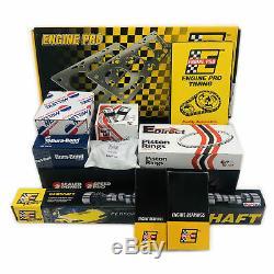 Kit De Reconstruction Du Moteur Principal Étape 3 De La Sbc Chevy 350 5.7l 87-95 Tbi H345dcp, Pistons