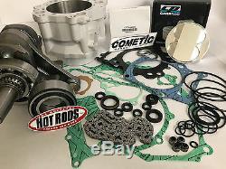 Kit De Reconstruction Du Moteur Stroker Hotrods Raptor 700 105.5 780 CC Cp 111 Big Bore