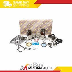 Kit De Reconstruction Du Moteur (avec Port De Capteur) Fit 90-95 Toyota Celica Camry Mr2 2.2l 5sfe