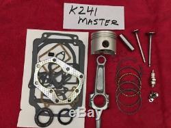 Kit De Reconstruction Maître Moteur 10hp Pour Kohler K241 Et M10 Avec Soupapes Et Mise Au Point