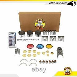 Kit De Reconstruction Moteur 87-92 Toyota Supra 3.0l L6 Dohc 24v 7mgte