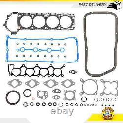 Kit De Reconstruction Moteur 98-04 Nissan Frontier Xterra 2.4l L4 Dohc 16v Ka24de
