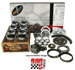 Kit De Reconstruction Moteur Pour 1998-2002 Chevrolet Gmc S-10 Sonoma 134 2.2l L4 Vin 4
