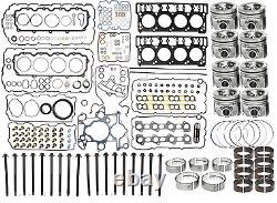 Kit De Reconstruction Moteur Pour 94-2003 Ford Powerstroke Diesel 7.3l F250 F350