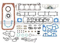 Kit De Remise À Neuf De Moteur Complet 85-95 Toyota 2.4l Sohc 22r 22re 22rec