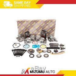 Kit De Remise À Neuf De Moteur Complet 99-03 Chevrolet Suzuki 1.8l 2.0l J18a J20a