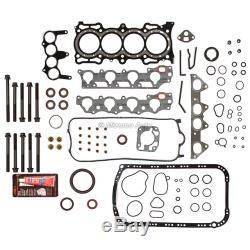Kit De Remise À Neuf De Moteur, Type Fit 98-02 Acura CL Honda Accord Vtec 2.3 F23a1 A4 A5