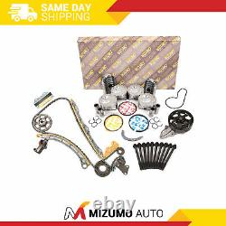 Kit De Remise En État Du Moteur 02-06 Acura Rsx Honda CIVIC Vtec 2.0l K20a3