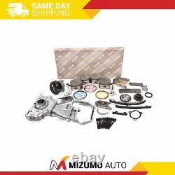 Kit De Remise En État Du Moteur 02-06 Nissan Altima Sentra Se-r 2.5l Qr25de Dohc