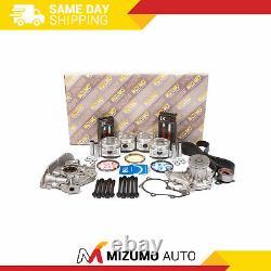 Kit De Remise En État Du Moteur 88-89 Toyota Mr2 Corolla Gts Geo Prizm 1.6l Dohc 4age