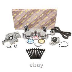 Kit De Remise En État Du Moteur 88-91 Honda CIVIC Crx 1.6l D16a6 Sohc