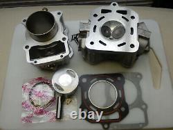 Kit De Remise En État Du Moteur Cylindre Zongshen Loncin Cg250 167fmm 250cc Eau Refroidie Atv