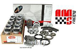 Kit De Remise En État Du Moteur Pour Les Moteurs Chevrolet Gm 307 5.0l 1968-1973