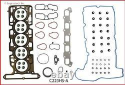 Kit De Révision De Reconstruction Du Moteur Pour 2007-2010 Hummer H3 3.7l Dohc 3700 L5 Vin E