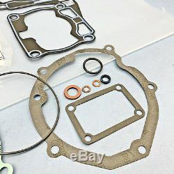 Kit De Vilebrequin De Piston De Roulements De Joint D'étanchéité Pour Kit De Reconstruction De Moteur Yamaha Yz 125 94-96 Neuf
