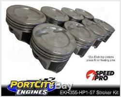 Kit Moteur Scat Stroker Holden V8 308 355 Moteur Rouge Ht Hg Hq Hj Hx Hz 5.7 Tiges