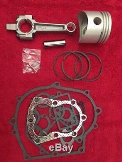 Le Kit De Reconstruction Du Moteur 6hp Est Compatible Avec Les Tecumseh Hh60 Et Vh60