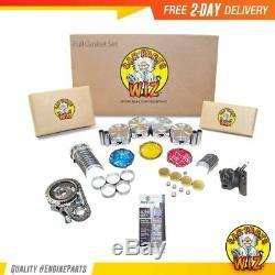 Maître De Réusinage Du Moteur Fits Kit 98-03 Chevrolet Gmc Cavalier Hombre 2.2l Ohv 8v