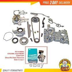 Maître Moteur Rebuild Kit Pompe À Eau Convient 85-95 Toyota 2.4l Sohc 8v 22r, 22re