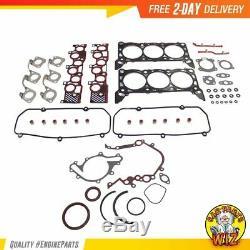 Maître Refonte Moteur Rebuild Kit Convient 97-98 Ford E150 E250 F150 4.2l Ohv 12v