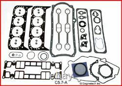 Master Engine Rebuild Kit Sbc Chevrolet Truck/car 350 5.7l Ohv V8 1969-1985