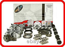 Master Rebuild Kit 86-92 Chevrolet Sbc 350 5.7l Avec Scène-4 Cam & Flat Pistons