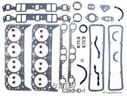 Master Rebuild Overhaul Kit Chevy Sbc 350 5.7l Avec Stage-4 HP Cam & 101 Pistons