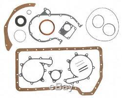Mercruise 470 224 / 3.7l Moteur Kit Pistons + Anneaux + Roulements + Op Ne Gaskets / Pas De Calendrier