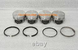 Mercruiser Chevy 3.0 181 Marine 140hp Master Engine Kit Pistons Plats Cam 1pc